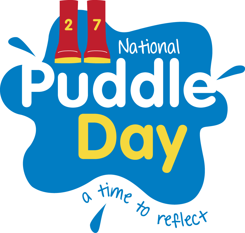 National Puddle Day Logo